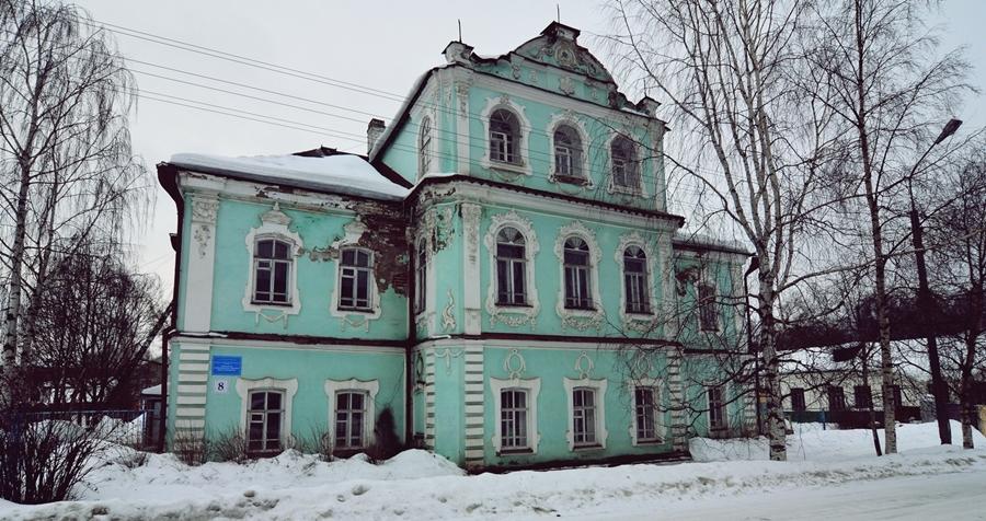 Дом Шилова в Великом Устюге