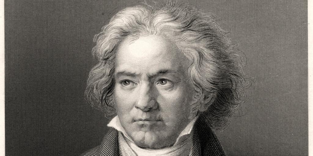 Интересные факты из жизни композиторов - Бетховен