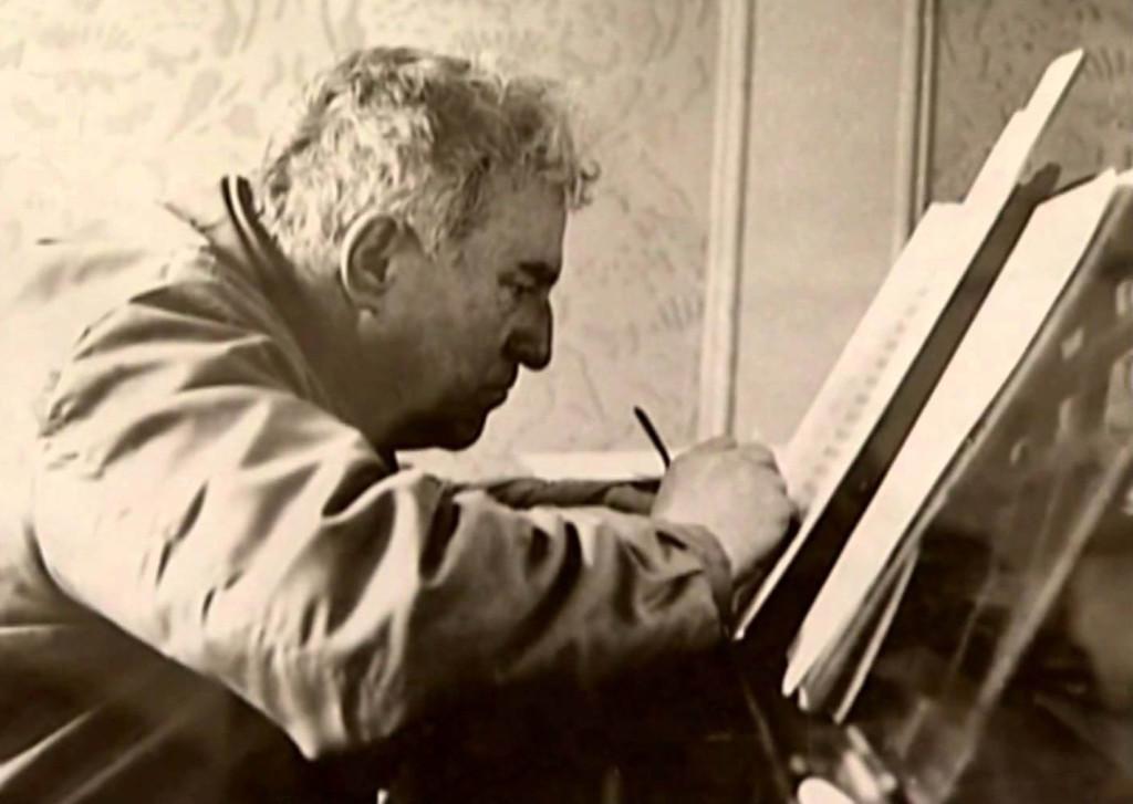 Интересные факты из жизни композиторов - Свиридов