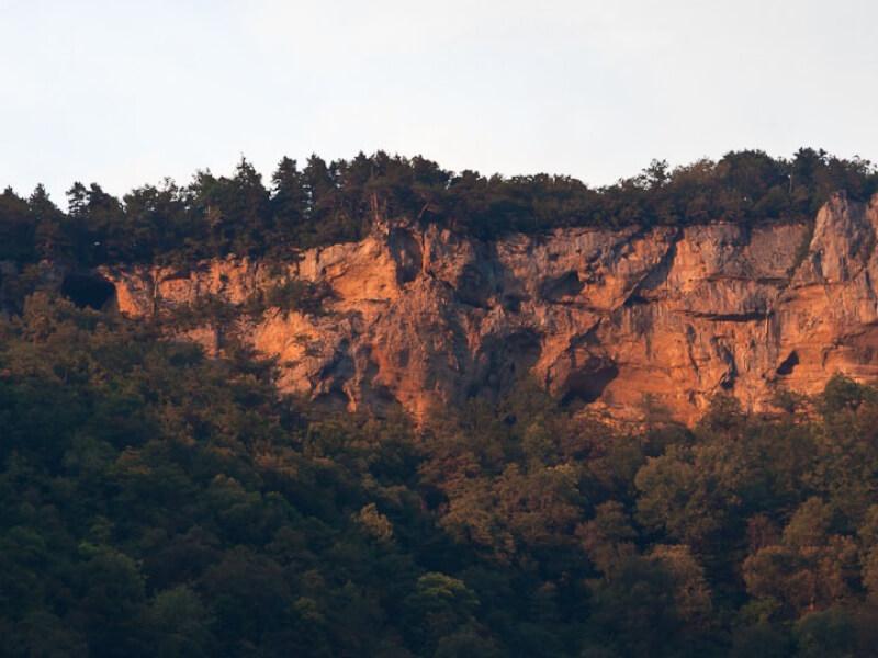 отдых на выходных в Краснодарском крае - Гуамское ущелье