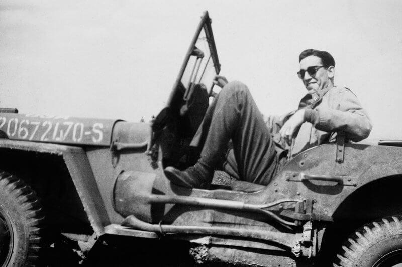Интересные факты о Сэлинджере - на войне