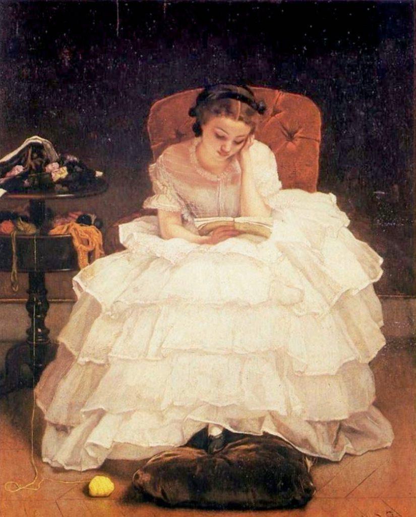 интересные факты из жизни фета - трагическая любовь и смерть Марии Лазич