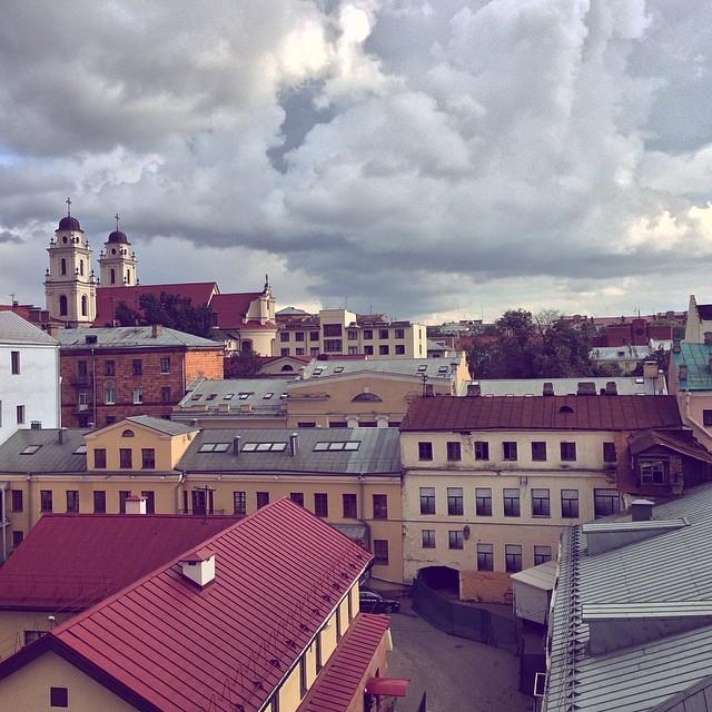 Поездка в Минск - жилье в Раковском предместьи