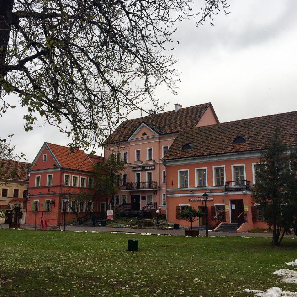 Поездка в Минск - жилье в Троицком предместьи