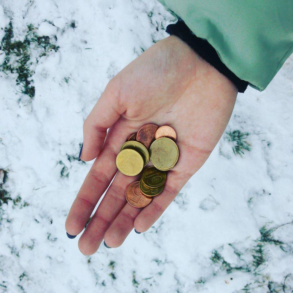 поездка в Минск - обмен валюты