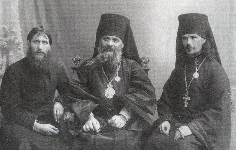 григорий распутин биография интересные факты из жизни - отношения со священниками