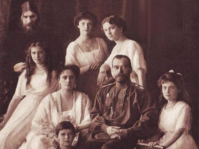 григорий распутин биография интересные факты из жизни - Распутин и царская семья