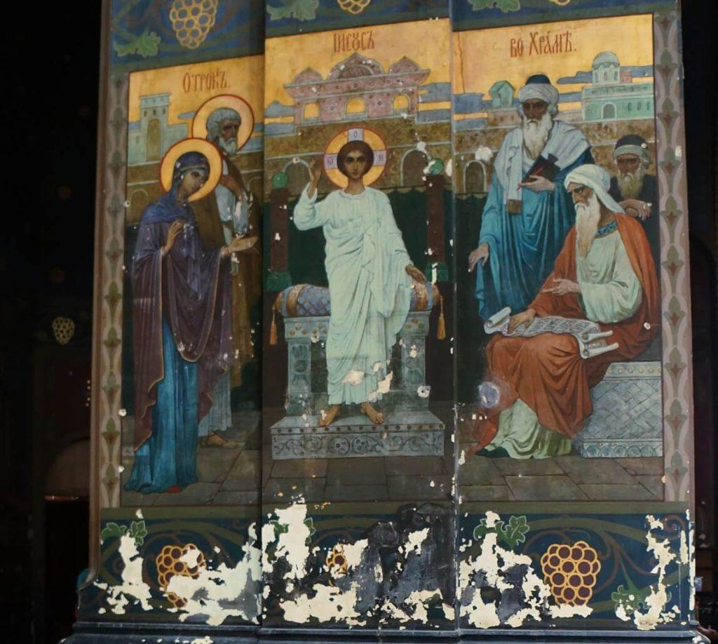 Ново-Афонский монастырь - что посмотреть