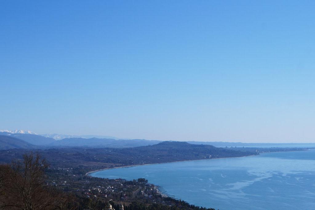 Как добраться до Анакопийской крепости на Иверской горе