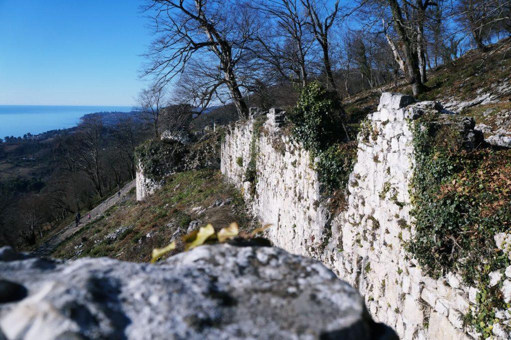 Анакопийская крепость - немного истории