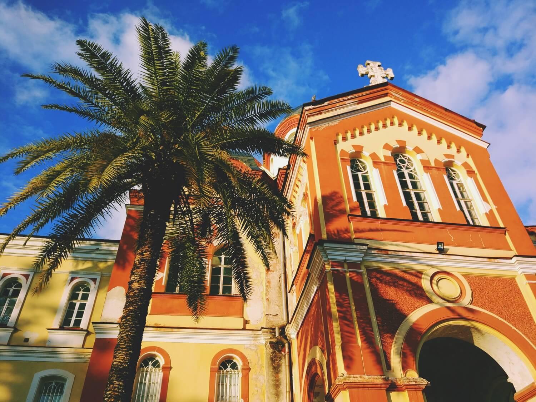 Ново-Афонский монастырь - интересные факты из поездки