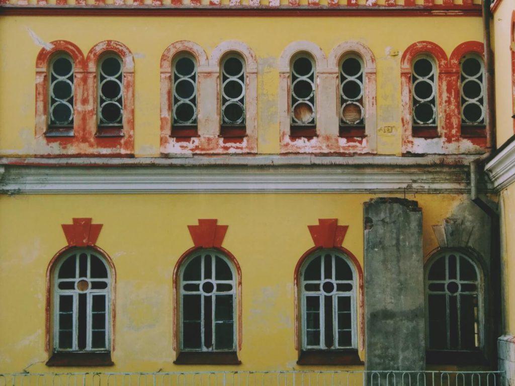 Поездка к Новоафонскому монастырю