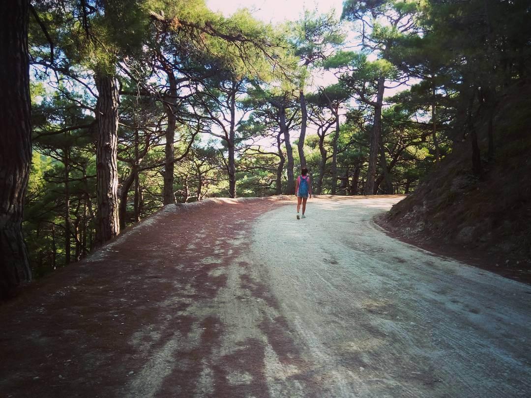 Кемпинг Голубая Бездна - как добраться из Джанхота