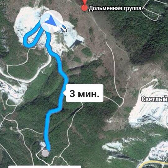 Как добраться из Геленджика до горы Некис
