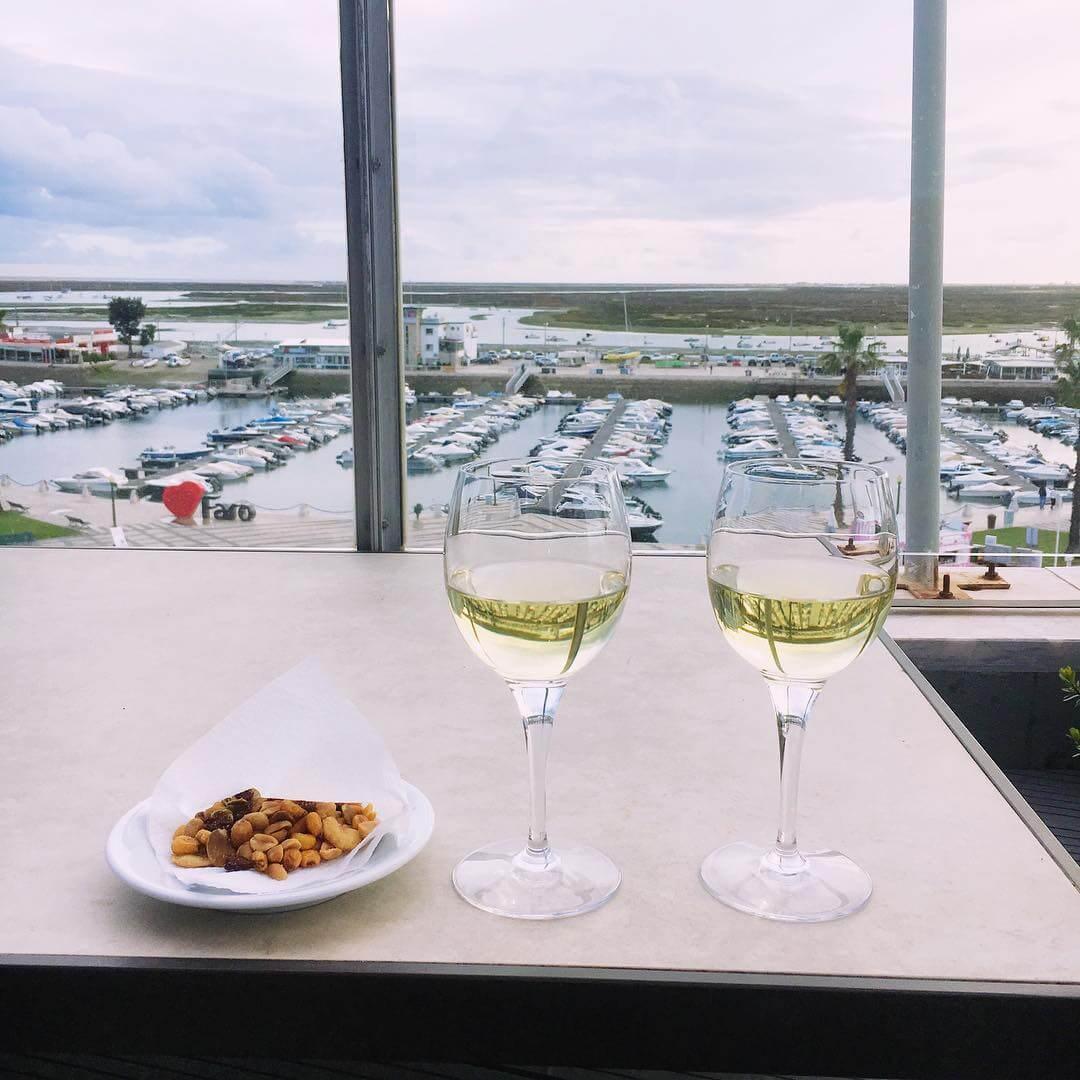 Рестораны Фару Португалия - где поесть