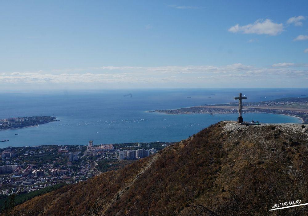 Маркотхский хребет - как подняться из Геленджика