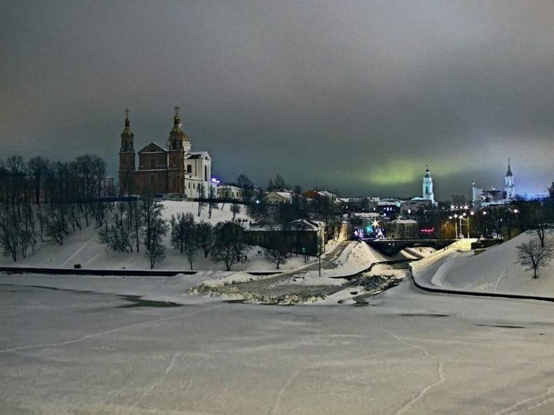 Отдых в Могилеве зимой: что посмотреть